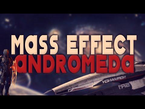 MASS EFFECT ANDROMEDA  [Когда выйдет?]