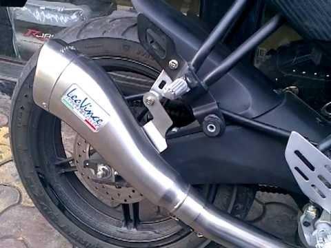 Leo Vince Cobra Stainless Steel Full System for 2012 Yamaha R15 2.0