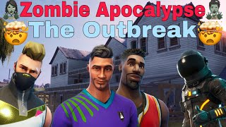 (A Fortnite Roleplay) Zombie Apocalypse // The Outbreak // ep2