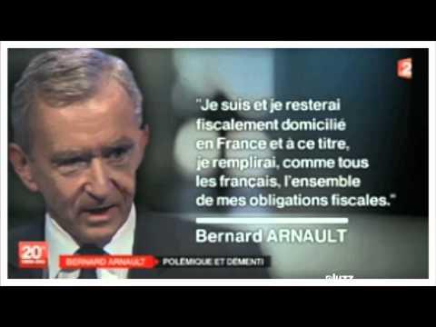 La polémique Bernard Arnault en moins de 3 minutes