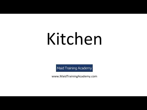Maid Training Academy - Kitchens