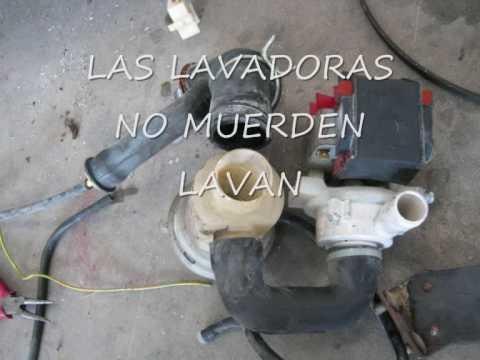 LAVADORAS  BOMBA DE AGUA.wmv