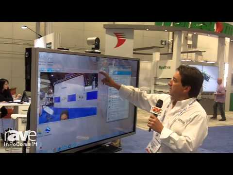 InfoComm 2014: Hitachi Showcases Its OneScreen Collaboration System