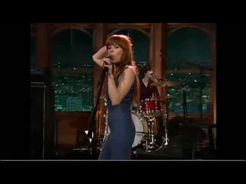Jenny Lewis - See Fernando [Live @ Craig Ferguson Late Late Show]