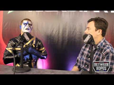 Stardust Talks Ladder Match At Wwe Wrestlemania 31, The Cosmos And Secret Menus video