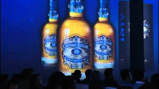 Chivas Video Mapping