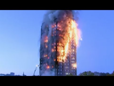 Death Toll Rising In London Apartment Fire