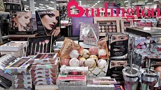 You WON'T Believe What I found at BURLINGTON MAKEUP DEALS! | Makeupbypita