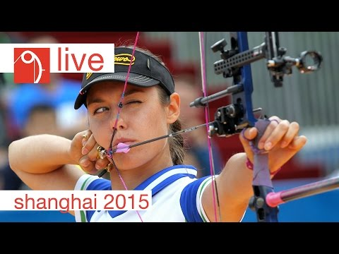 LIVE: Shanghai 2015 – compound finals | Archery World Cup Stage 1
