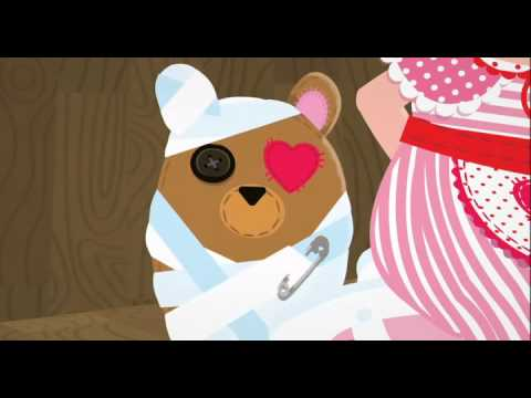 Adventures In Lalaloopsy Land Search For Pillow Youtube