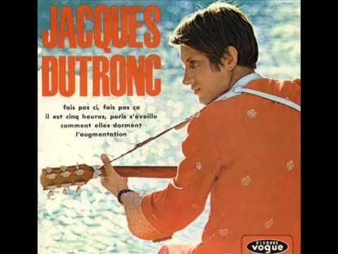 Jacques Dutronc  Il est 5 heures, Paris s'éveille