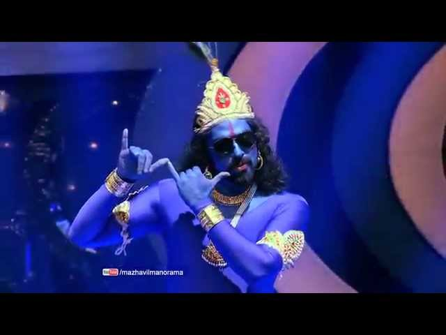 GP Krishnan Or Vishnu.......  Neerav's Krishnan & Gopikas