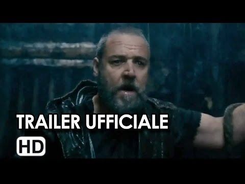 Noah Trailer Ufficiale Italiano 2014 Russell Crowe Emma Watson Movie ...