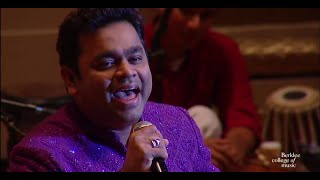 A. R. Rahman Concert Highlights With The Berklee Indian Ensemble