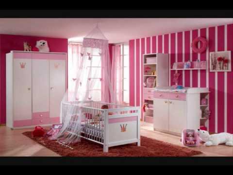 habitaciones para bebes - YouTube
