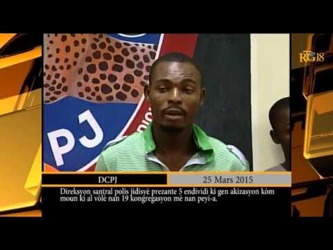 Haïti.- 5 présumés auteurs dans les dossiers des soeurs religieuses