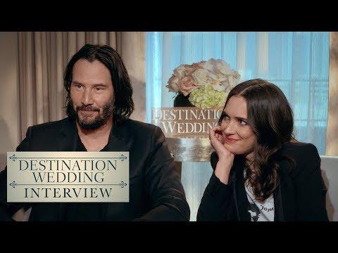 'Destination Wedding' Interview