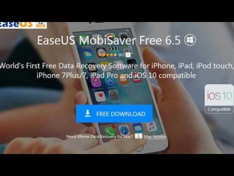 easeus mobisaver crack 7.5