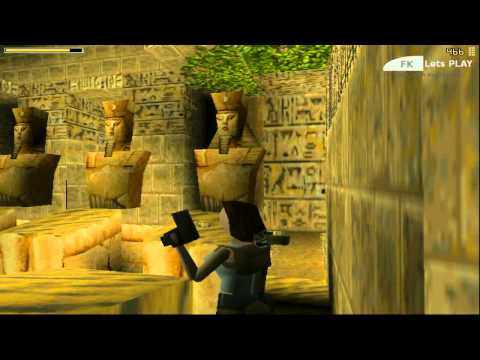 Lets Play Tomb Raider 1 German Part 16