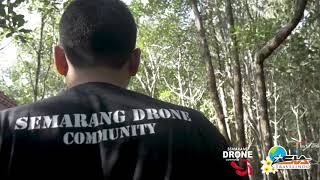 Happy Holiday Together! Asia Travelindo with Semarang Drone Community