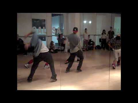 Beyonce - Love On Top Choreography by: Dejan Tubic & Janelle Ginestra