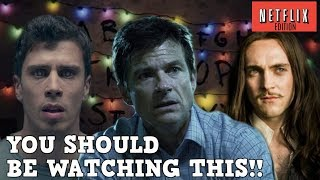 Are you bored? Watch This!   Top 5 Shows and Movies on Netflix you probably haven't seen!