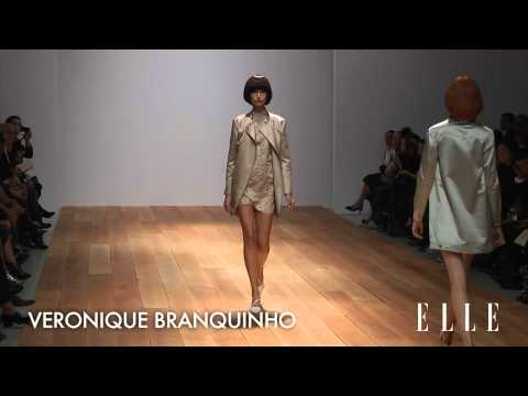 VERONIQUE BRANQUINHO SS 2014 collection