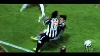 Neymar ☆ ♫♪ Balada Boa  ♫♪☆  Best Skills & Dribbles ☆ 2011-2012 HD ☆