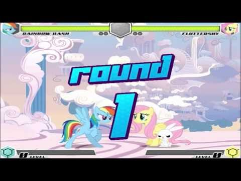 [MLP] Fighting is Magic Combo Exhibition Vol 3