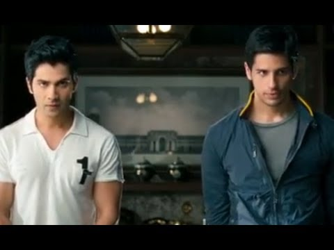 Varun Dhawan & Siddharth Malhotra Warned By The Dean - Student Of The Year