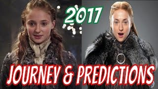 Game of Thrones - SANSA'S JOURNEY & SEASON 7 PREDICTIONS