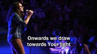 Running - Hillsong Live (2012 DVD Album Cornerstone) Lyrics/Subtitles (Praise Song to Jesus)