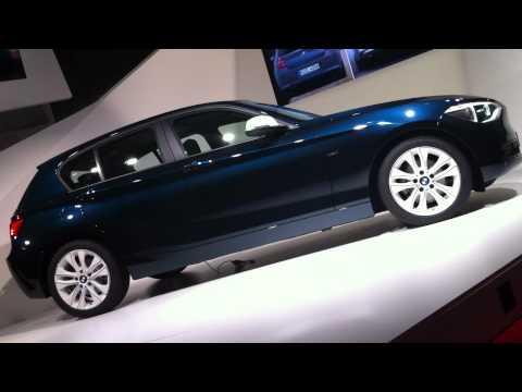Обзор BMW 1 series (F20) 2011, часть 1