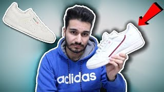 Adidas Continental 80 'Cream' Review & On Feet | Is This Sneaker Better Than The Yeezy Calabasas?!?!