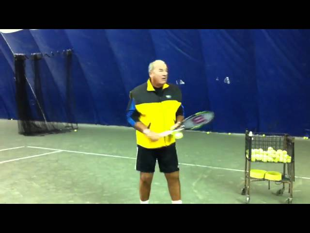 Backhand Slice progression