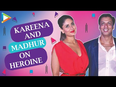 Kareena Kapoor - Madhur Bhandarkar's Sensational Interview