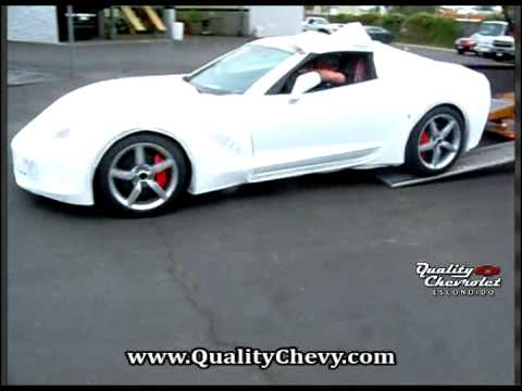 2014 Corvette Stingray Arctic White - YouTube