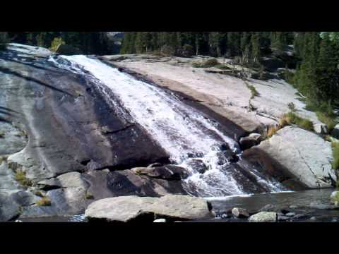 Waterfalls of Rocky Mountain National Park