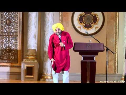 NRI Issues : Bhagwant Mann