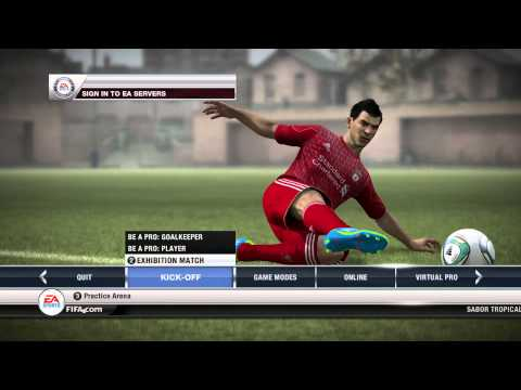 Fifa 12 Mac OSX With PS3 Controller