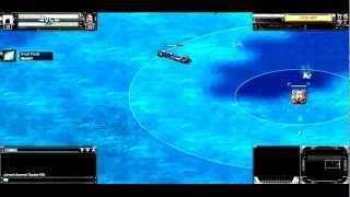 Battle Pirates Sea Scorpion Missile Vs level 40 Salv