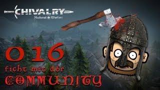 SgtRumpel zockt CHIVALRY mit der Community 016 [deutsch] [720p]