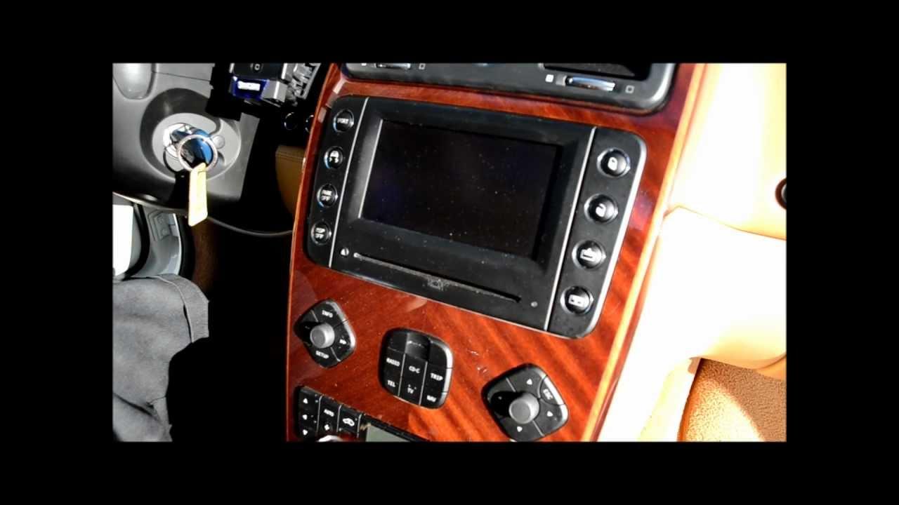 Maserati Quattroporte Bluetooth Iphone Video Netflix Nav Tv Tooki A2dp Youtube