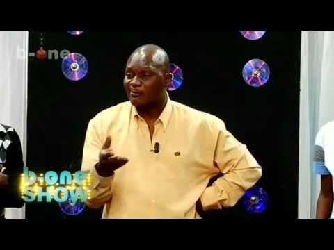 b-one Show, Integrale Masasi Kabamba, Dauphin Mbulamatadi