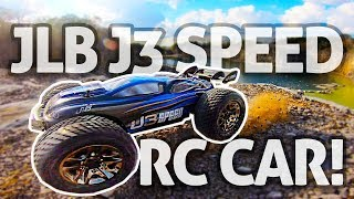 50+ MPH RC CAR: JLB J3 Speed Review (4K)