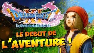 DRAGON QUEST XI : Le début de l'aventure ! | GAMEPLAY FR