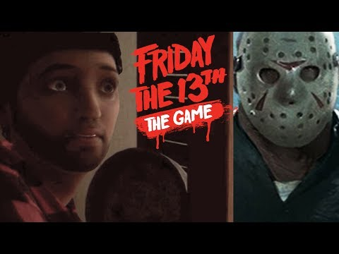 Мэддисон играет в Friday the 13th: The Game
