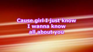 Chris Lane All About You