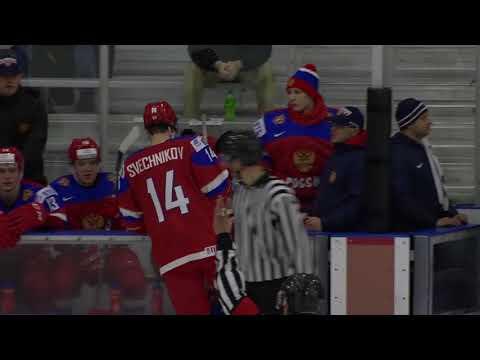 Контрольный матч перед МЧМ. Россия U20 - Словакия U20