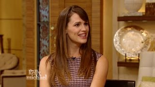 Jennifer Garner Talks about Ben Affleck
